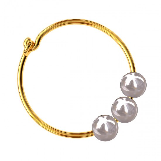 Pearl Nose Ring