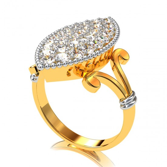 Traditional Marquise Ring