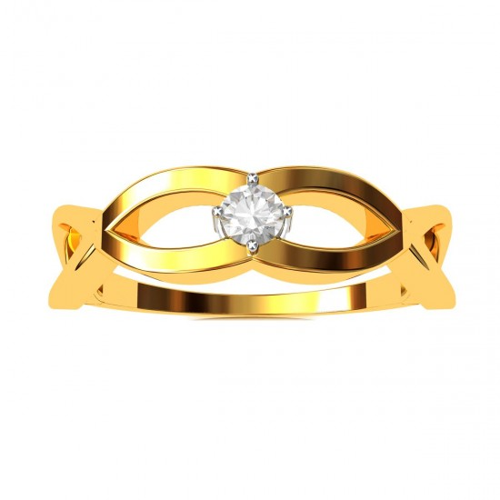The Zoro Solitaire Ring
