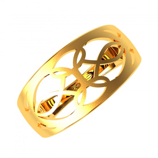 Gold Bands For Her
